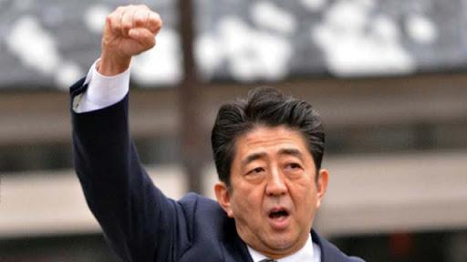 Shinzo Abe1